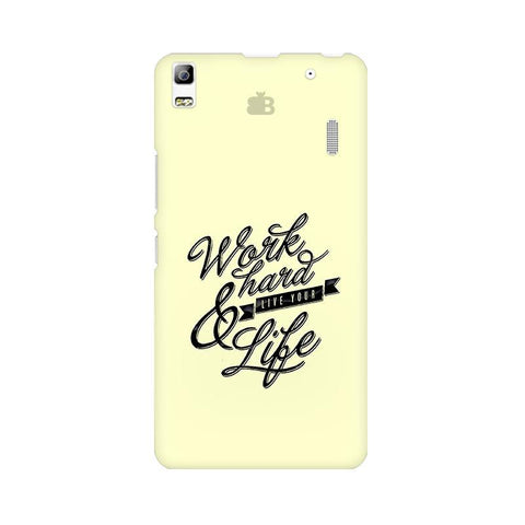 Work Hard Lenovo A7000 Phone Cover