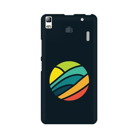 Abstract Circle Lenovo K3 Note Phone Cover
