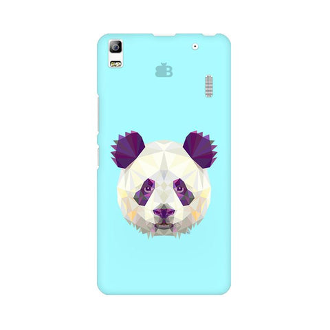Abstract Panda Lenovo K3 Note Phone Cover