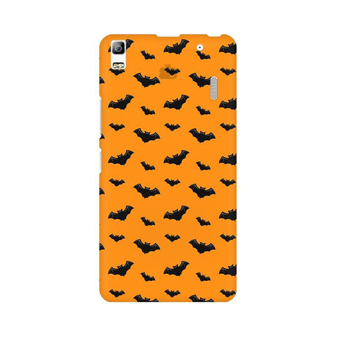 Bats Pattern Lenovo K3 Note Phone Cover