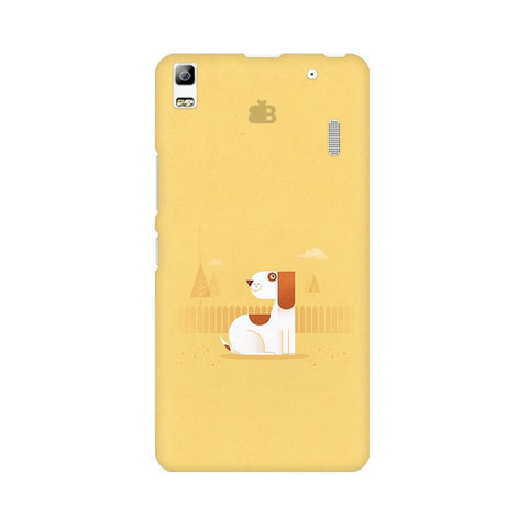 Calm Dog Lenovo K3 Note Phone Cover