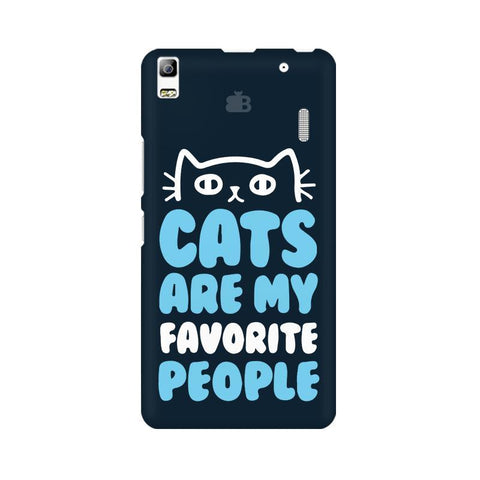Cats favorite People Lenovo K3 Note Phone Cover