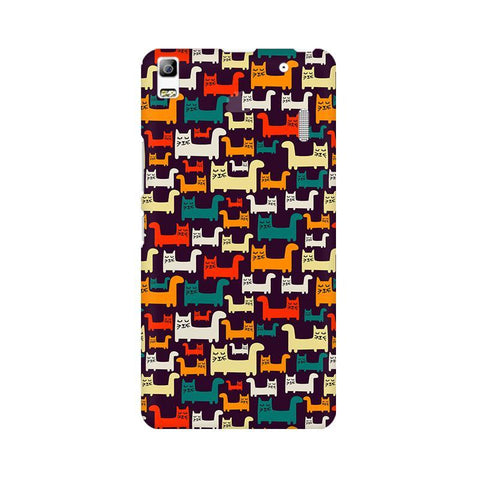 Chill Cats Lenovo K3 Note Phone Cover