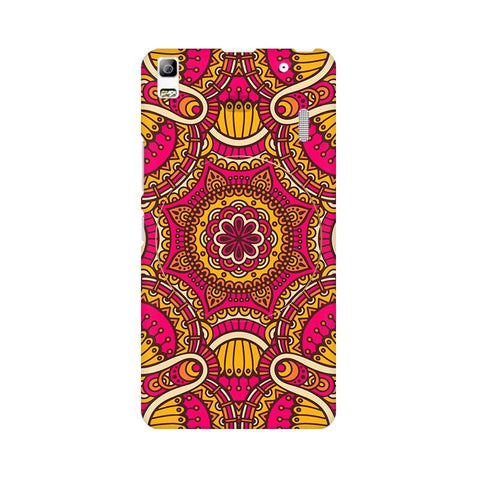Colorful Ethnic Art Lenovo K3 Note Phone Cover