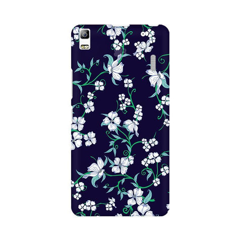 Dogwood Floral Pattern Lenovo K3 Note Phone Cover