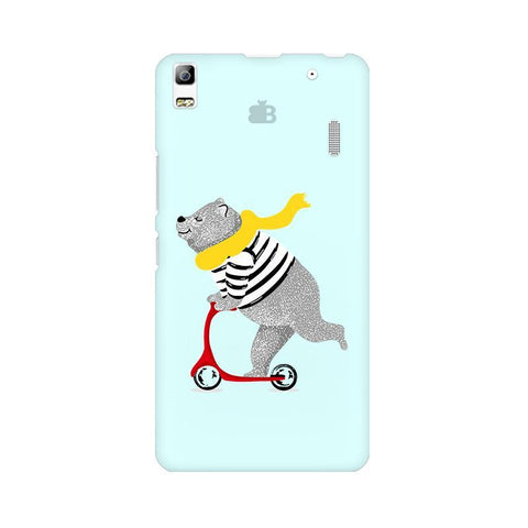 Happy Bear Lenovo K3 Note Phone Cover