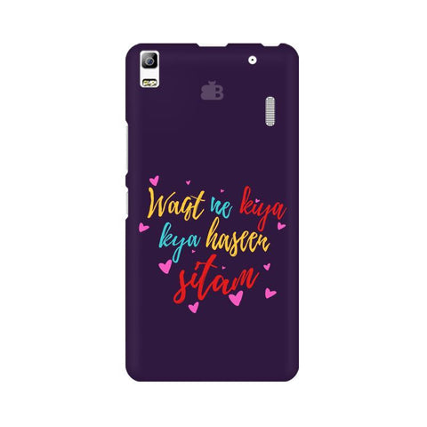 Haseen Sitam Lenovo K3 Note Phone Cover