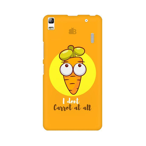 I Dont Carrot Lenovo K3 Note Phone Cover