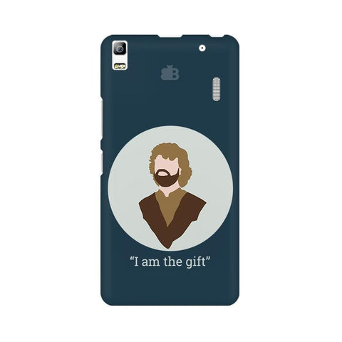 I am the gift Lenovo K3 Note Phone Cover