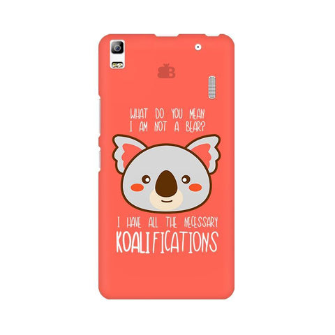 Koalifications Lenovo K3 Note Phone Cover