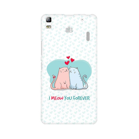 Meow You Forever Lenovo K3 Note Phone Cover