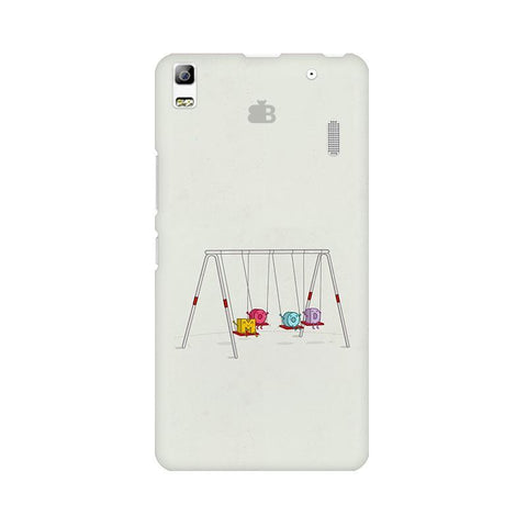 Mood Swings Lenovo K3 Note Phone Cover