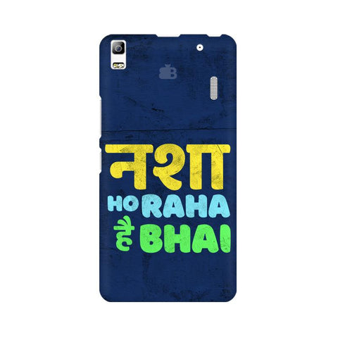 Nasha Bhai Lenovo K3 Note Cover