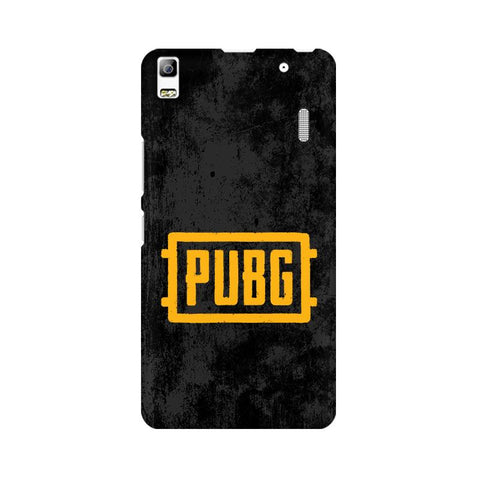 PUBG Lenovo K3 Note Cover