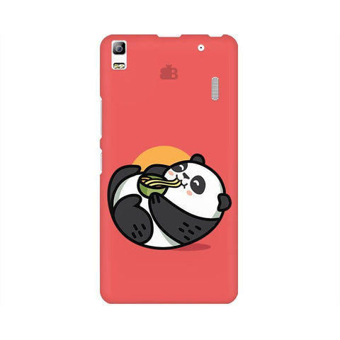 Panda eating Noodles Lenovo K3 Note Phone Cover