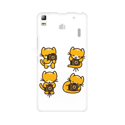 Photographer Kitty Lenovo K3 Note Phone Cover