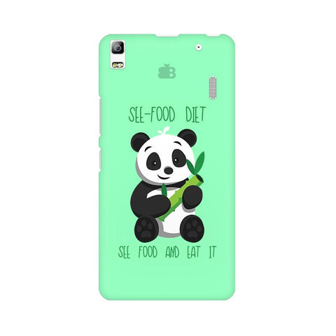 See-Food Diet Lenovo K3 Note Phone Cover