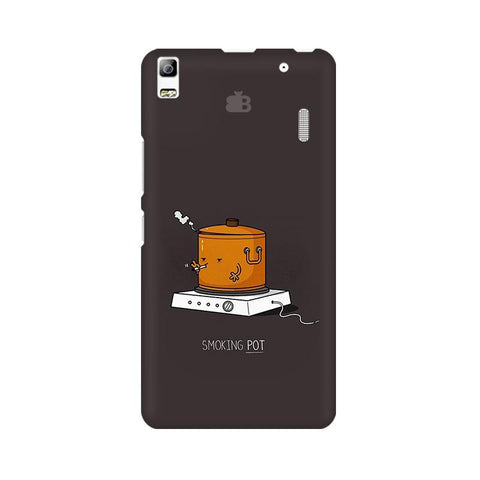 Smoking Pot Lenovo K3 Note Phone Cover