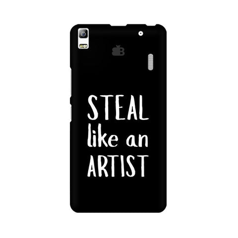 Steal like an Artist Lenovo K3 Note Phone Cover