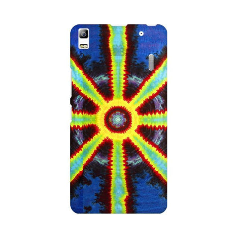 Tie & Die Pattern Lenovo K3 Note Phone Cover