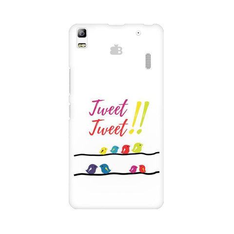 Tweet Tweet Lenovo K3 Note Phone Cover