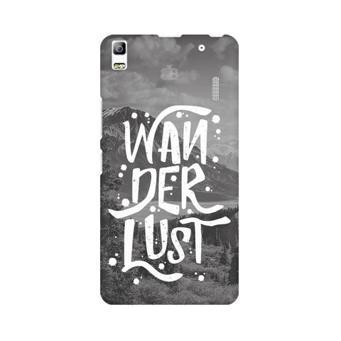 Wanderlust Lenovo K3 Note Phone Cover
