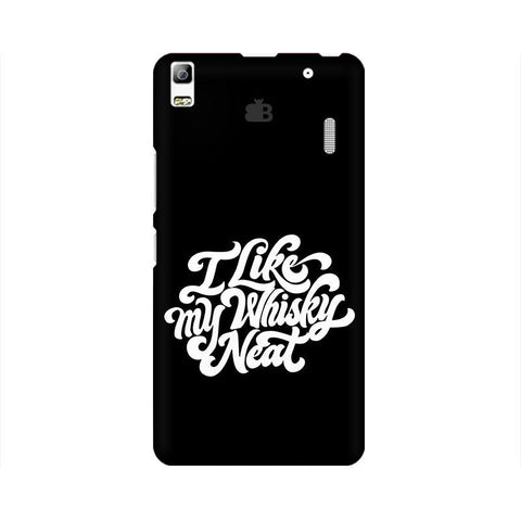 Whiskey Neat Lenovo K3 Note Phone Cover