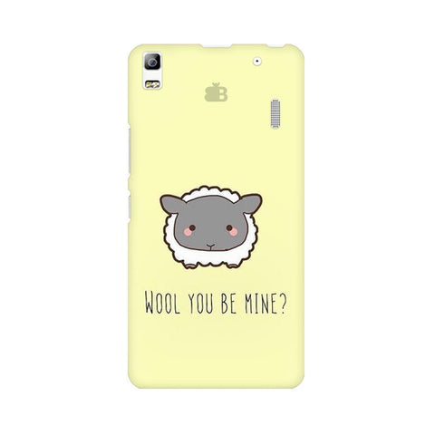 Wool Lenovo K3 Note Phone Cover