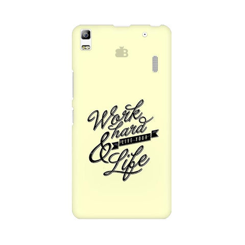 Work Hard Lenovo K3 Note Phone Cover