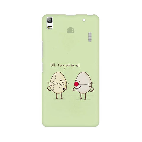 You Crack me up Lenovo K3 Note Phone Cover