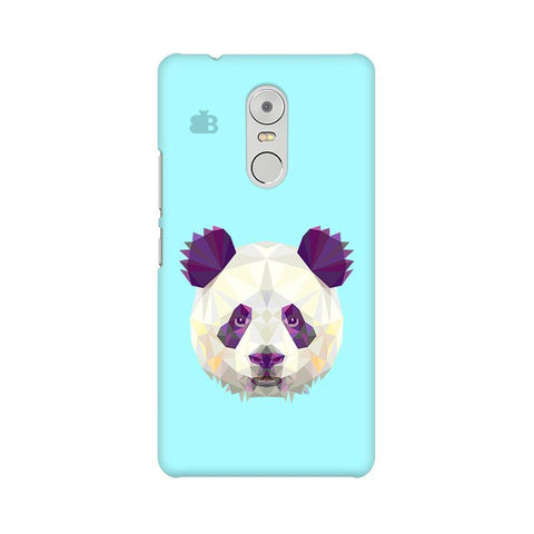 Abstract Panda Lenovo K6 Note Phone Cover