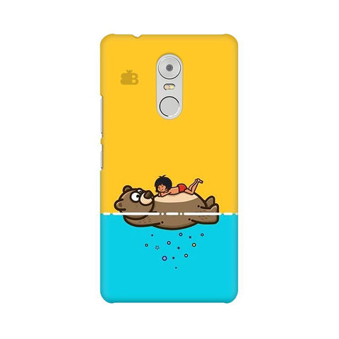 Baloo and Mowgli Lenovo K6 Note Phone Cover
