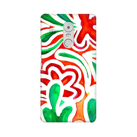 Batic Art Lenovo K6 Note Phone Cover