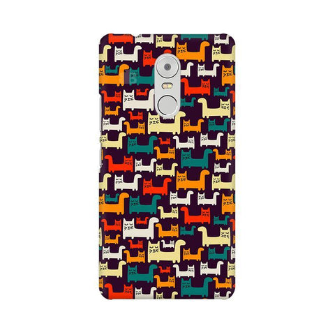 Chill Cats Lenovo K6 Note Phone Cover