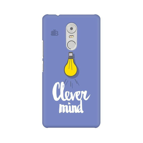 Clever Mind Lenovo K6 Note Phone Cover