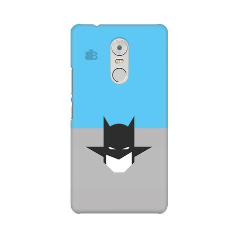 Cracked Maskman Lenovo K6 Note Phone Cover