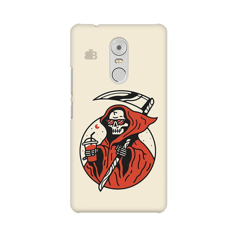 Death Chilling Lenovo K6 Note Phone Cover