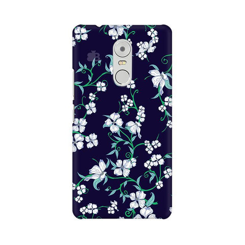 Dogwood Floral Pattern Lenovo K6 Note Phone Cover
