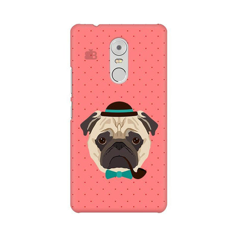 Gentleman Pug Lenovo K6 Note Phone Cover