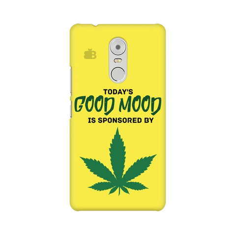 Good Mood Lenovo K6 Note Phone Cover