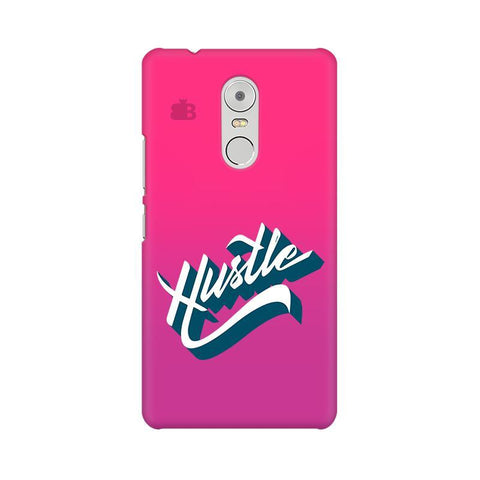 Hustle Lenovo K6 Note Phone Cover