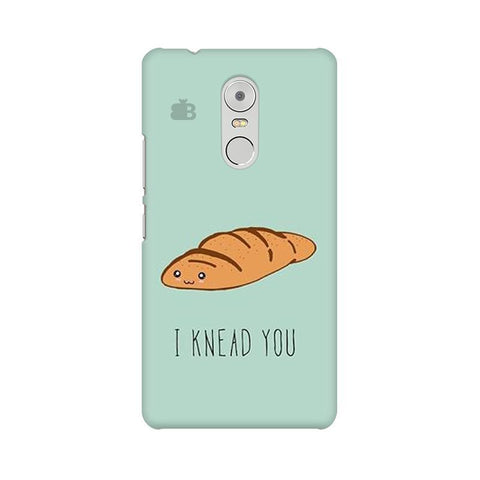 Knead You Lenovo K6 Note Phone Cover