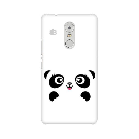 Little Panda Lenovo K6 Note Phone Cover