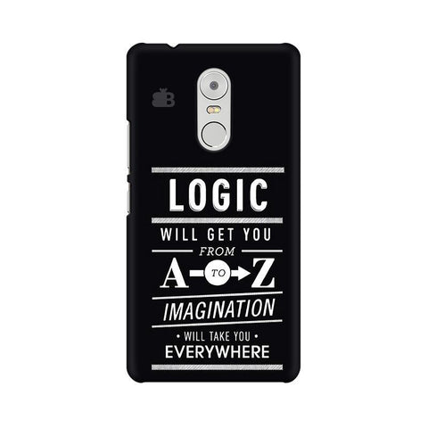 Logic Lenovo K6 Note Phone Cover