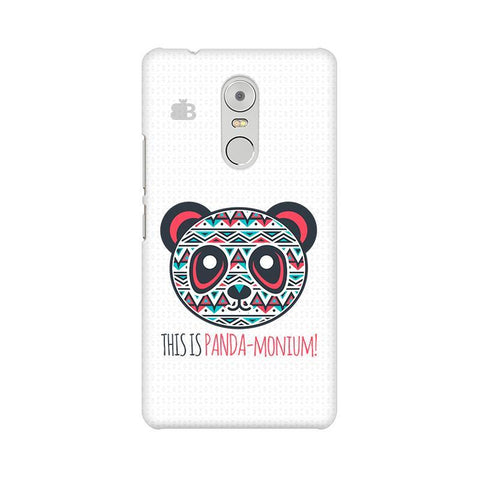 Panda-monium Lenovo K6 Note Phone Cover