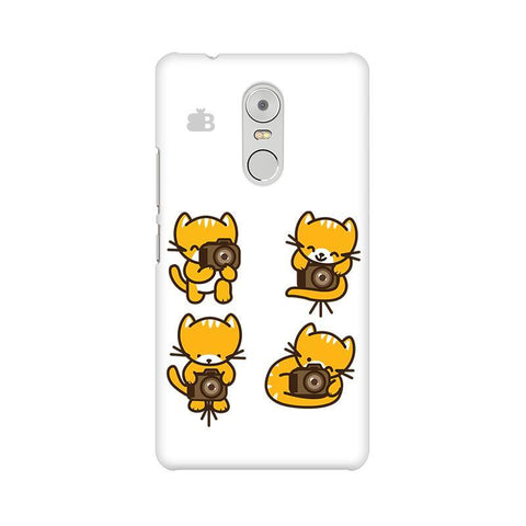 Photographer Kitty Lenovo K6 Note Phone Cover