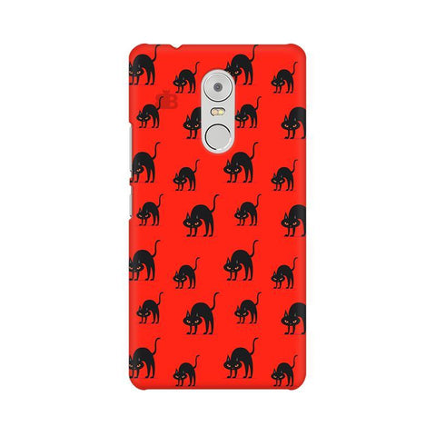 Scary Cats Lenovo K6 Note Phone Cover