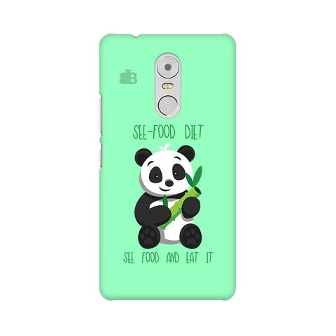 See-Food Diet Lenovo K6 Note Phone Cover