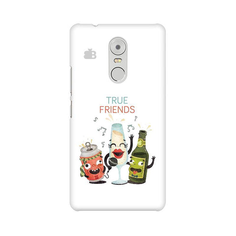 True Friends Lenovo K6 Note Phone Cover