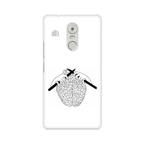 Weaving Brain Lenovo K6 Note Phone Cover